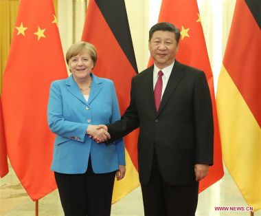 China and Germany must set win-win cooperation example, Xi Jinping says