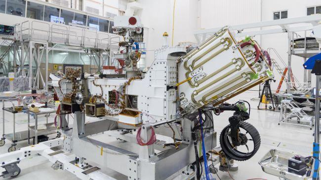 NASA's Mars2020 Mission